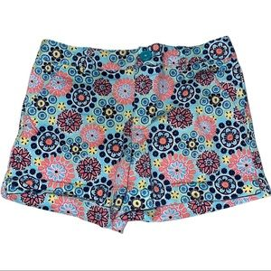 Crown & Ivy Patterned Chino Shorts